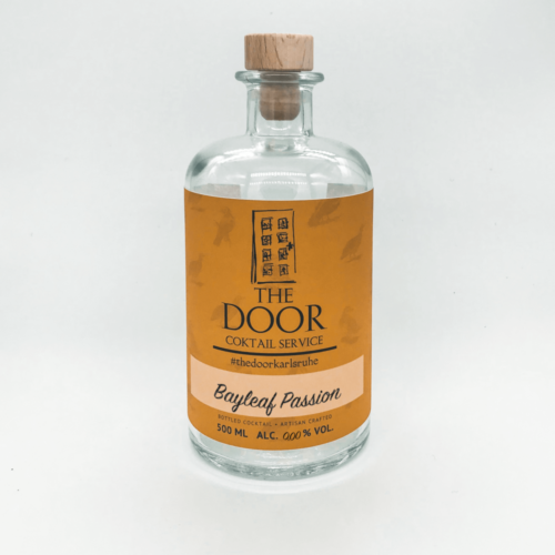 The Door - Bottled Cocktail - Bayleaf Passion
