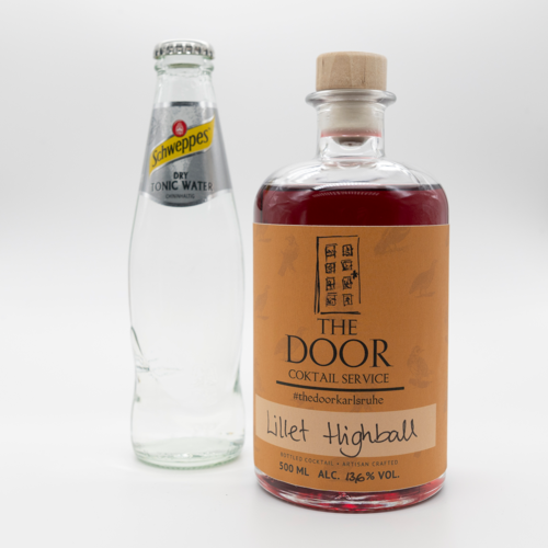 The Door - Bottled Cocktail - Lillet
