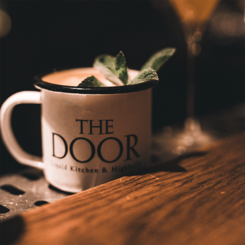The Door - Bottled Cocktail - Exotic Mule