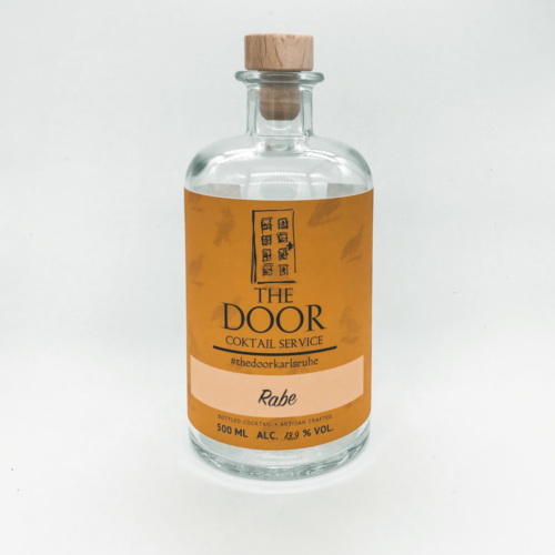 The Door - Bottled Cocktail - Rabe