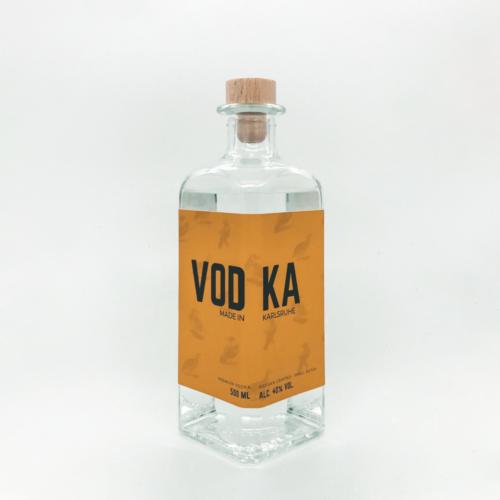 The Door - VOD KA Front