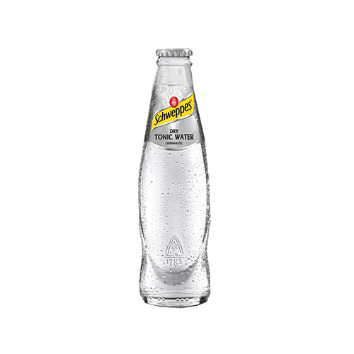 The Door - Schweppes Dry Tonic