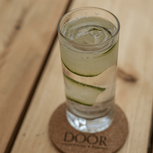 The Door - Bottled Cocktail - Parsley Highball