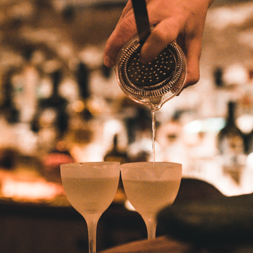 The Door - Bottled Cocktail - Dry Martini