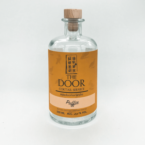 The Door - Bottled Cocktail - Puffin