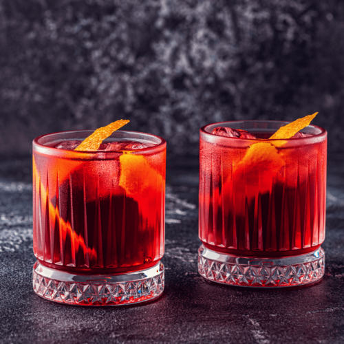 The Door - Bottled Cocktail - Negroni