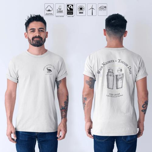 The Door - Shirt front/back