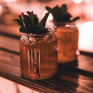 The Door - Bottled Cocktail - Helmperlhuhn